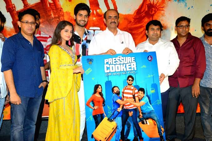 Pressure Cooker unveils its first look