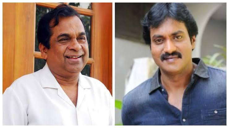 Comedians Brahmi and Sunil joins Bollywood