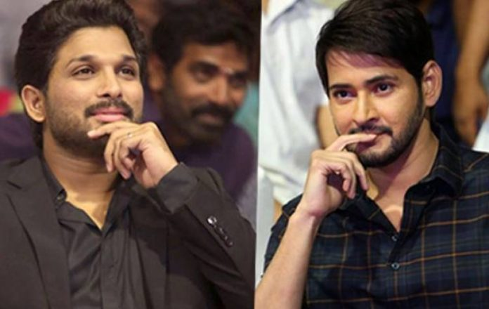 Mahesh and Allu Arjun for another war