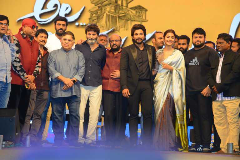 Ala Vaikunthapurramuloo Success Meet