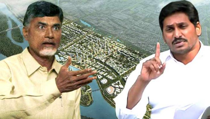 TDP out to stall Vizag as a capital
