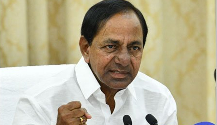 Surprise: KCR's Khana there, Sona here