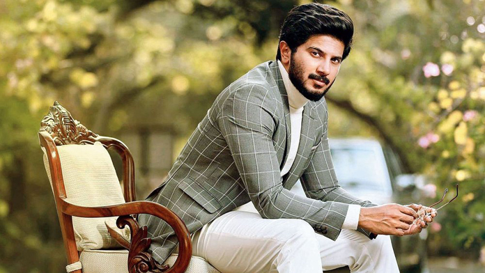 Dulquer signs a Telugu film with flop director