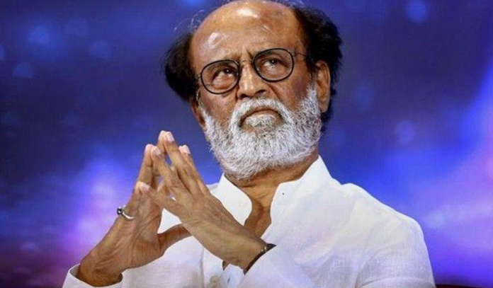 "Rajini: "" I will not be the Chief Minister"""