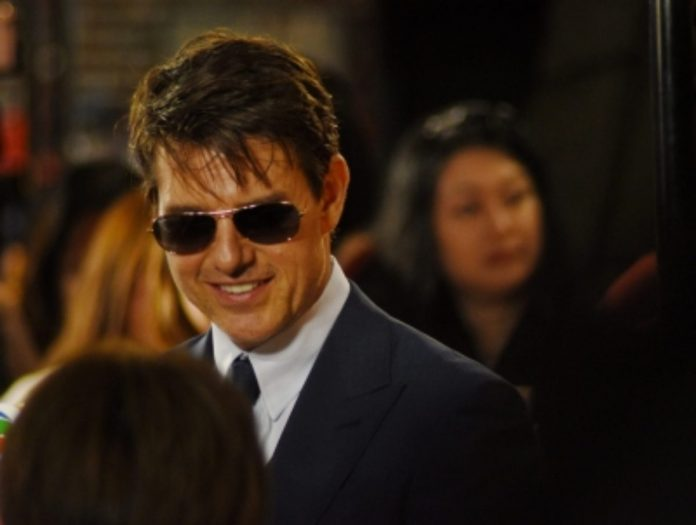Tom Cruise set to shoot movie in space