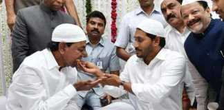 YS Jagan and KCR GO Number 203