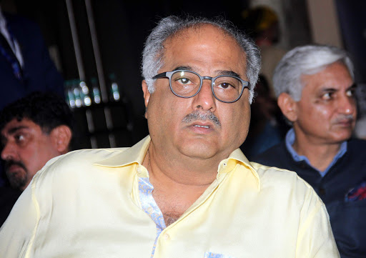 Boney Kapoor approaches star producer for his daughter's debut