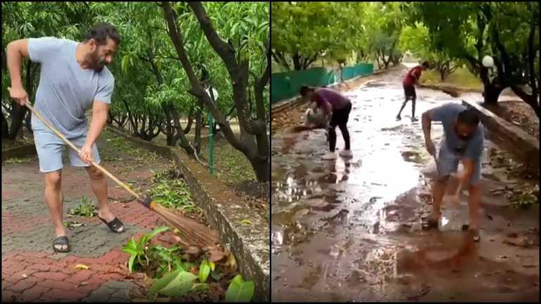Super Star's Panvel farmhouse affected by cyclone Nisarga