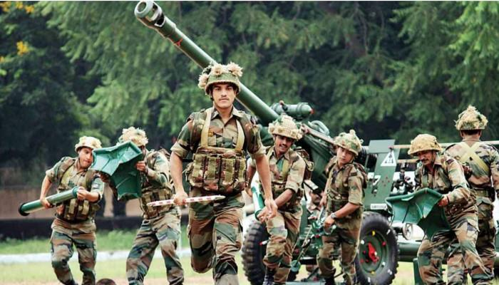 India for swift military action against China