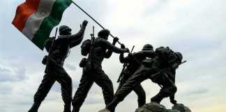 21 years for Kargil victory