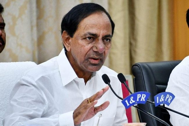 Pressure mounting on KCR for spiritual sojourn