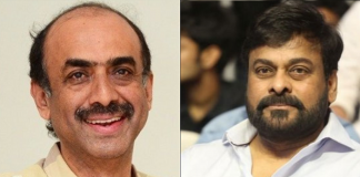 Suresh Productions planning a biggie with Chiranjeevi?