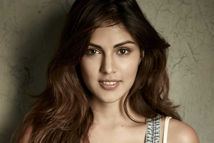 Rhea Chakraborthy comes out of hiding- Records her statement