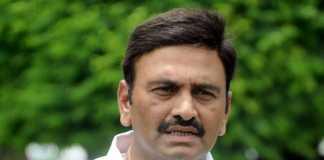 MP Raghuramkrishana Raju mistake gone viral
