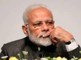 caste politics of Andhrapradesh reaches modi
