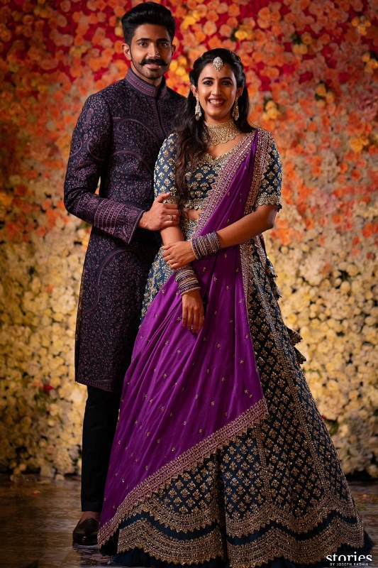 Niharika Konidela and Chaitanya Jonnalagadda Engagement