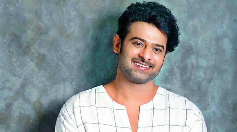 Prabhas gets mobbed in RTA office Hyderabad