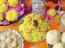 which naivedyam to which God to get blessings