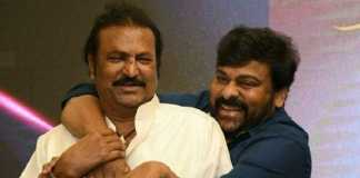 mohan babu sends rare gift to chiranjeevi on his birthday