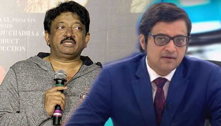 RGV trains his guns on Arnab-Who will win?