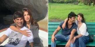 rhea chakraborty opens up at media on sushant singh rajput death