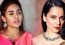 sri reddy fires on bollywood actress kangana ranaut