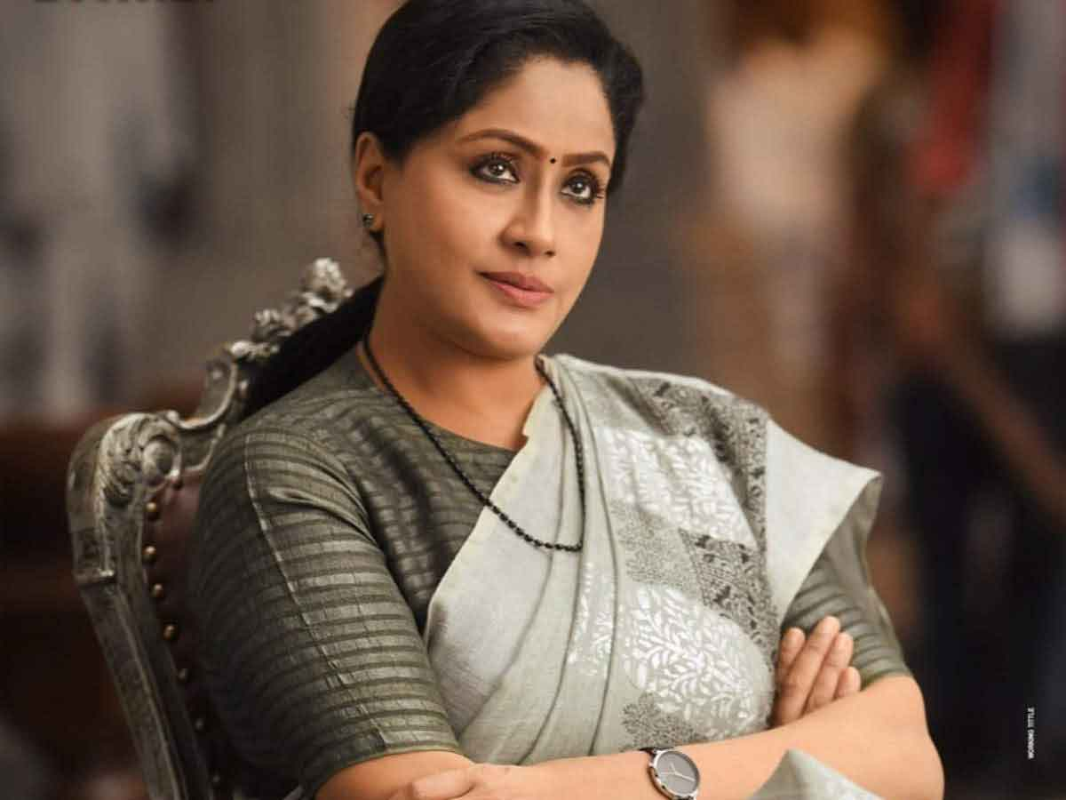 Vijayashanthi Post About Cbi Enquiry On Sushant Singh Case