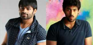 Sai Dharam Tej And Varun Tej satires On Throwback Pics