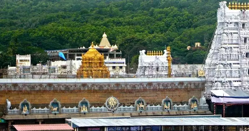 Another controversy in Tirumala