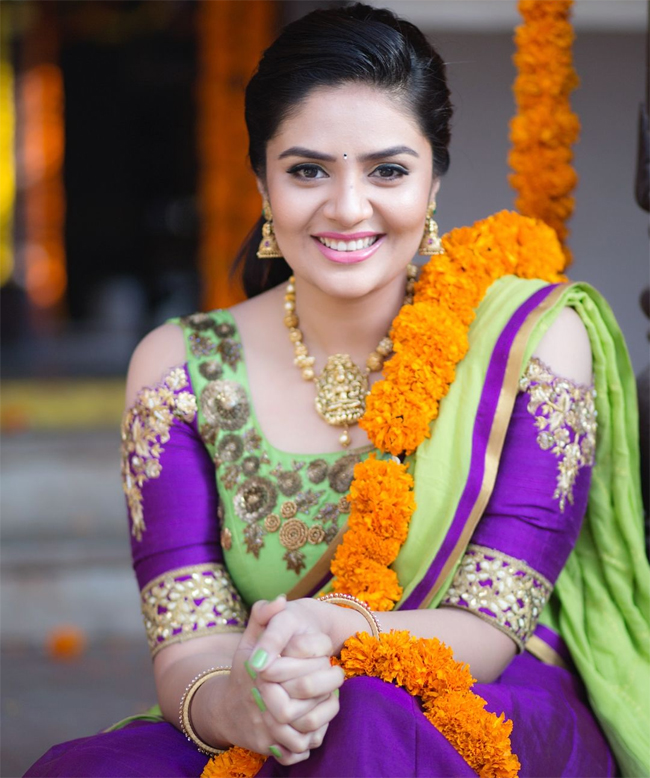 Sreemukhi Marriage With In Two Years
