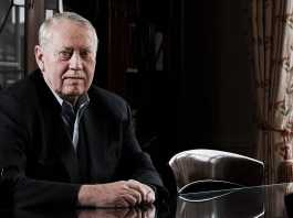 Duty Free Shoppers Co-Founder Charles 'Chuck' Feeney Donates $8 Billion To Charity