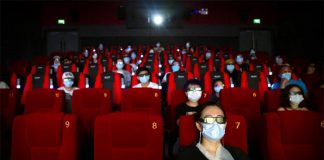 Cinema theatres to open across the country with upto 50 percent capacity