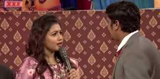 Jabardasth hyper aadi insulted dorababu in front of his wife