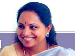nizamabad former mp kalvakuntla kavitha gets 1 million followers in twitter