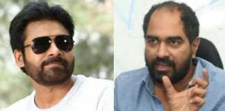 Pawan kalyan and krish movie update