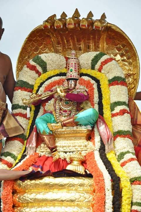 The Vehicle Service Details In New Tirumala