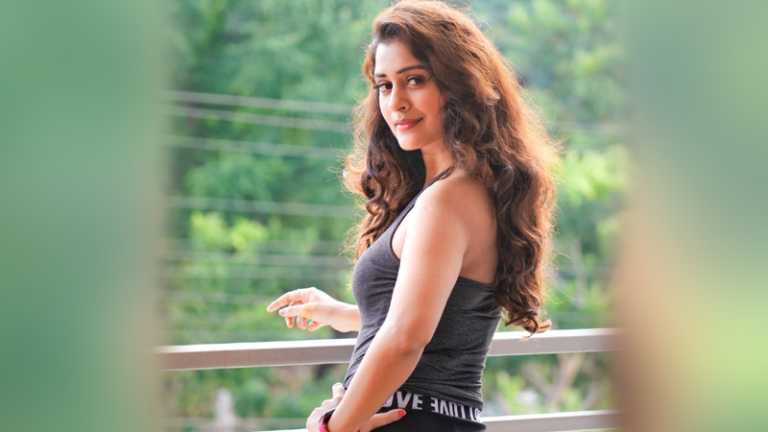 Payal Rajput joshful Images