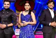 anchor pradeep comments on Rashmi
