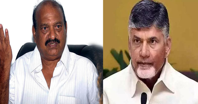 Jc Prabhakar Reddy Shocing Reply To Chandrababu Naidu