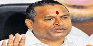 minister vellampalli srinivas fire on chandrababu