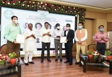 ktr unveiled the new electric vehicles policy in telangan ev summit