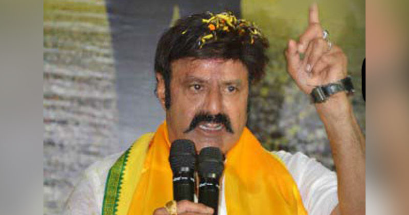 What is the role of Balakrishna in Telugudesam party politics