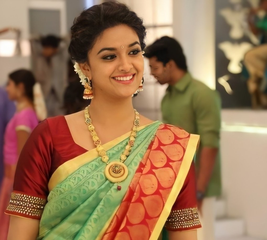 Keerthy Suresh Happy Birthday Today
