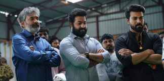 netizens trolls rajamouli for some copy shots in rrr movie