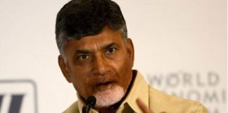 Chandrababu Naidu doing wrong propaganda by using NV Ramana