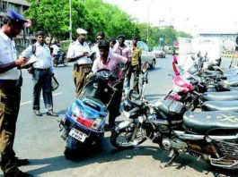 ap gvt impliment new motor rules that are passed by central government