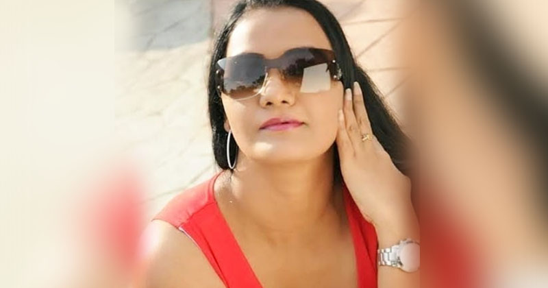 Actress Apoorva Shares And Deleted Her Pic