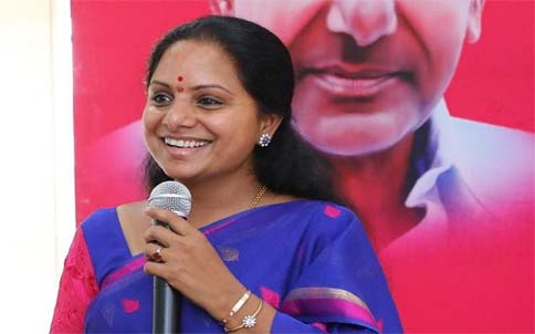 kalvakuntal kavitha to get ministry soon?
