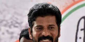 revanth reddy fires on election commission