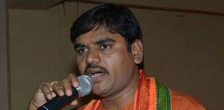 Amaravathi women fires on BJP leader Vishnu Vardhan Reddy